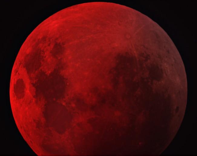 Luna de sangre hechizos practicos for En que ciclo lunar estamos hoy