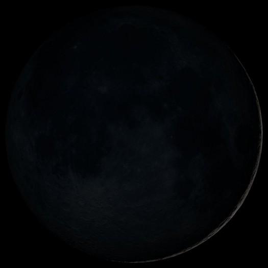 Esta noche se eleva la luna negra hechizos practicos for Estamos en menguante o creciente