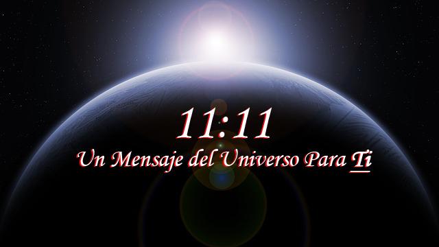 11:11 Se Abre un Portal